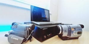 How To Transfer Mini DV, Video 8 or VHS to Mac - VHS CONVERTERS