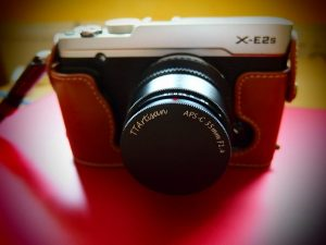 Meditative moments or taking photos manually with digital viewfinder cameras  - flaneur21.com