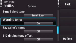 E71: How To Disable Camera Sound On Your Nokia