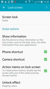 Require password to use or remove camera from lock screen on my Nexus 6P -  Nexus 6P   Android Forums