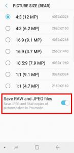 How to use Galaxy S9 camera Pro Mode on Galaxy S9 and S9+? - Galaxy S9  Guides