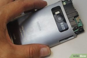 How to Make a Phone Camera Into Night Vision: 8 Steps