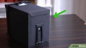 How to Make a Pinhole Camera (with Pictures) - wikiHow