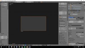 How to increase camera frames view area? - Blender Stack Exchange