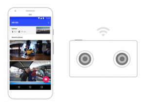 Google's VR180 cameras get their own app that live streams to YouTube |  TechCrunch