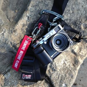 Gearing Up: The Adventurer's Camera Strap – MPEX Experience