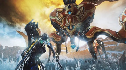 Warframe Announces Largest Expansion Ever + (Switch Announcement) – Reaper  Interactive