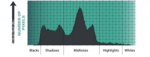 How to read a histogram? Understanding histograms in photography
