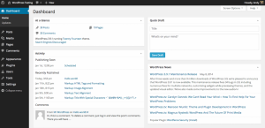 Remove Powered by WordPress in 3 easy steps