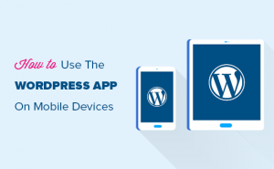 How to use WordPress App on your iPhone, iPad, and Android (Guide)