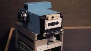 The World's first digital camera, introduced by the man who invented it -  DIY Photography