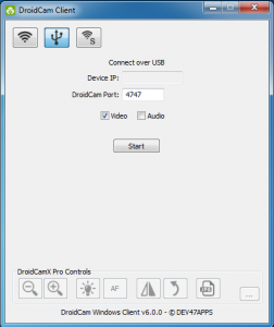 How To Use Android Phone Camera as Webcam for PC | EchTech