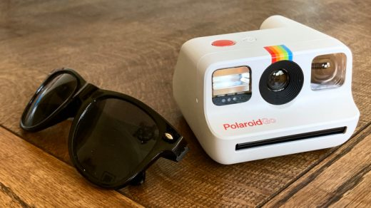 Look at this tiny new Polaroid camera can you believe it | TechCrunch