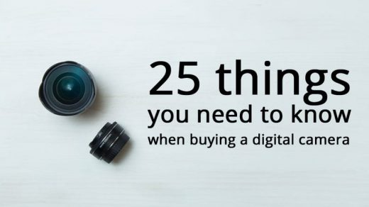 25 Things You Must Know Before Buying A Digital Camera | Visual Watermark  Blog