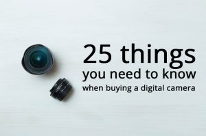 25 Things You Must Know Before Buying A Digital Camera   Visual Watermark  Blog
