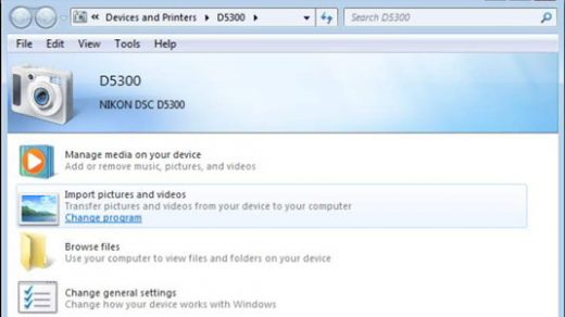 How to Download Your Nikon D5300 Photos to a Computer - dummies