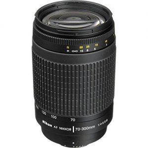 Nikon 70-300 mm f/4-5.6G Zoom Lens with Auto Focus for Nikon DSLR Cameras  (Certified Refurbished) - #Auto #Cameras #… | Nikon lenses, Dslr lenses,  Nikon dslr camera