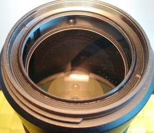 Dust inside a purchased used Tamron lens: how much is too much?: Camera,  Lens and System Buying Advice Forum: Digital Photography Review