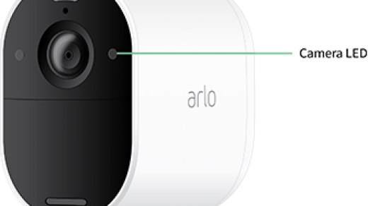 What is the button on the bottom of my Arlo Essential wire-free camera?