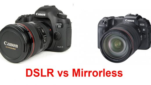 Are Mirrorless Cameras better than DSLR Cameras - Which-Canon-Camera
