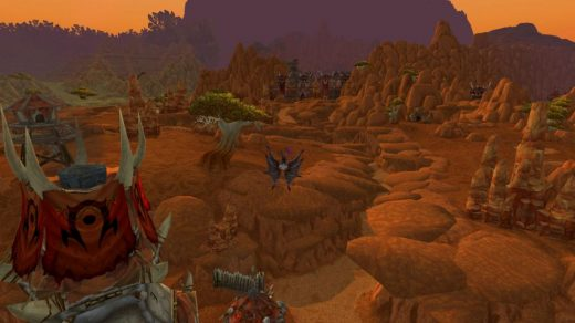 Please increase the maximum zoom distance! - General Discussion - World of  Warcraft Forums
