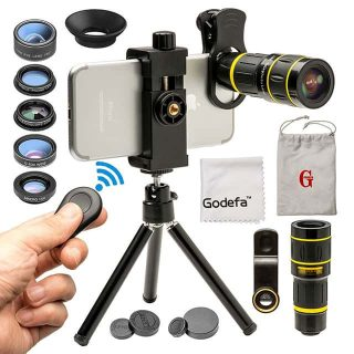 The 8 Best Phone Camera Lenses of 2021 - FabatHome