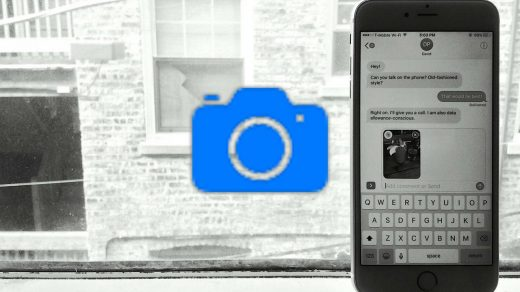 How Do I Send Photos In Messages On My iPhone? Find The Camera!