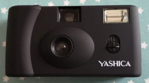 Reloading in the Disposable World - The New Yashica MF-1 Review - Canny  Cameras