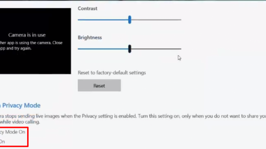 No Video from Camera on Windows – Highfive Success Center