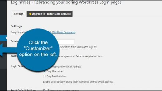 How to Remove the WordPress Password Reset Link at Login - GreenGeeks