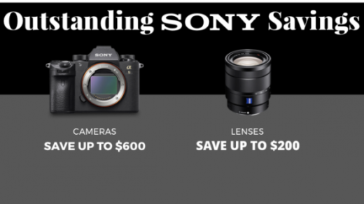 Hot Deals: Up to $600 Off on Sony Cameras – Camera News at Cameraegg