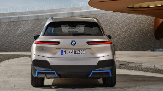 The BMW Vision iNEXT becomes the BMW iX – CriticReviewer.com