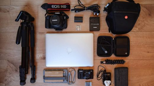 Travel Photography Gear - What Equipment Do We Use?