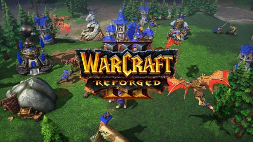 Warcraft 3: Reforged Review - Humans and Orcs And Undead