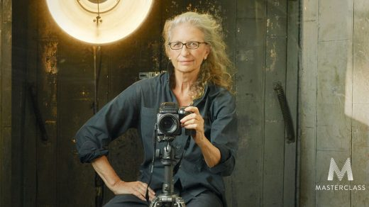 Annie Leibovitz Once Said… – Dexter's Daily Quotes