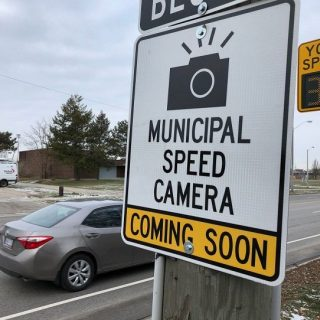 Toronto to begin issuing speeding tickets from automated speed cameras July  6 - Toronto | Globalnews.ca