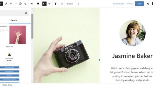 Automattic Launches the Blank Canvas WordPress Theme for Building  Single-Page Websites – WP Tavern