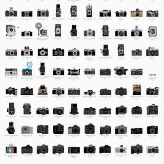 The World's First Camera: camera, eng, history, photo, technology    Glogster EDU - Interactive multimedia posters