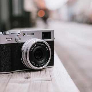 Fujifilm's X100V strengthens the case for owning a compact camera    TechCrunch