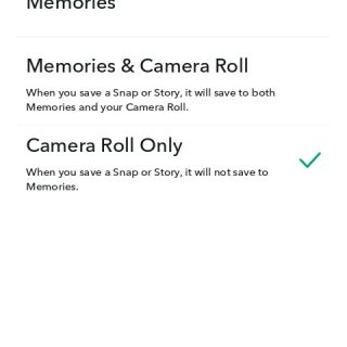 How to save Snapchat Memories to camera roll – Social Media Apps Updates  and Stories
