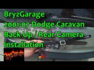 Simply replace a 2004 2005 2006 2007 Dodge Caravan head unit with 13 steps  | Car Stereo Wiki