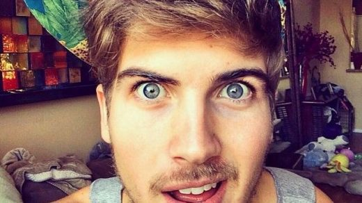 Joey Graceffa Contact Address, Phone Number, Whatsapp Number, Email ID,  Website