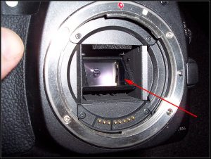 Why no dust shields for sensors?: Open Talk Forum: Digital Photography  Review