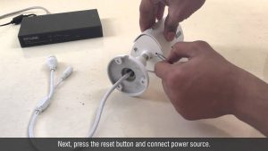 How to reset IP Camera to factory defaults | TP-Link