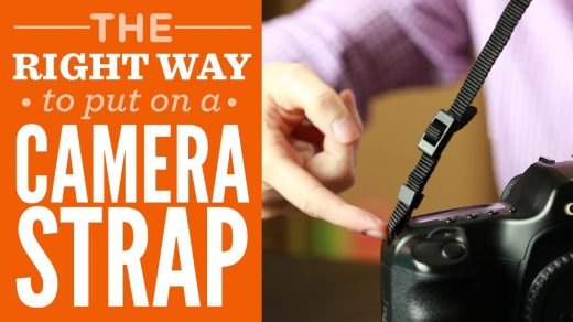 How to Attach Your Camera Strap the Right Way