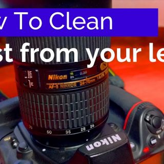 Here is the best method of how to clean camera lens - SPC
