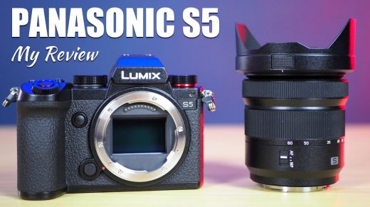 Panasonic Lumix DC-S5 Review (from Gh5/GH5s) - Geeky Nerdy Techy
