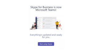 How to do the things you used to do in Skype..in MicrosoftTeams – Robs'  Modern Workplace Blog