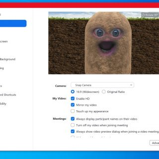 How to use Snap Camera to transform yourself in Zoom, Skype, and Teams  calls | PCWorld