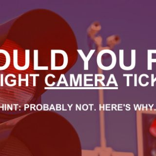 Should I Pay My Red Light Camera Ticket? No. And Here's Why.